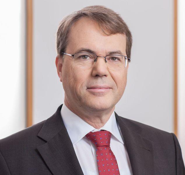 Schatzmeister Klaus Schneider